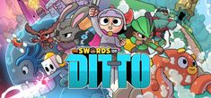Now reimagined and expanded in the new Mormo's Curse update, The Swords of Ditto is a roguelite action RPG that creates a unique adventure for each new hero of legend in the relentless fight against the evil Mormo. Best Games, Swords, Knock Knock, Madness, Gaming, Hero, Community, Digital, Rpg