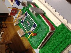 #patriots #cake