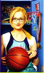 "Dove Cameron as the spectacle wearing ""tomboy"" Maddie Rooney in ""Liv and Maddie"""