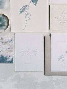 Each gallery showcases a unique collection of wedding paper designs, an array of design variations and a bit of our process. Wedding Stationery Sets, Spring Wedding Invitations, Minimalist Wedding Invitations, Stationery Design, Wedding Invitation Cards, Wedding Art, Wedding Paper, Wedding Things, Elegant Wedding