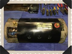 How to repair an electric vehicle motor