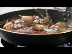 Cucina con Ramsay # 1: Braciole di maiale con peperoni agrodolci - YouTube