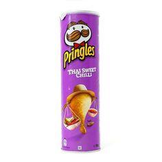 -in USA- Pringles THAI SWEET CHILLI - potato chips -190g