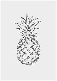 Image Result For Coloring Pages Pineapple Pineapple Drawing