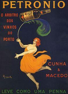 Az06 Vintage 1920 Porto ramos-pinto Puerto de alcohol de vino Publicidad Cartel A4