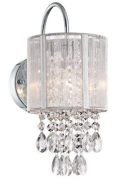 Best 25 bathroom chandelier ideas on pinterest - Crystal light fixtures for bathroom ...