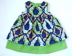 Etsy Find: Gorgeous African-Inspired Dresses For Babies Toddlers | Child Mode