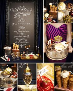 Party Stations - Do Something Different! Please visit A Silverware Affair at http://www.asilverwareaffair.net for all of your event/catering needs. #Catering #Stations #Chattanooga #Event #Food
