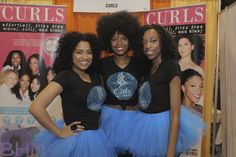 Curls! At the World Natural Hair Show-Spring 2013