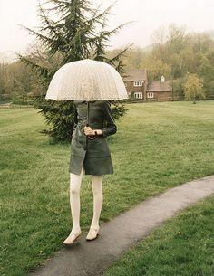 Orla Kiely fall '12 - I want this umbrella!