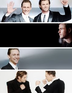 1000 images about hiddlesworth the bromance on pinterest