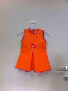 leila kleedje uit zelfgemaakte kleertjes van Catharine De Weerdt voor mijn nichtje Lieze