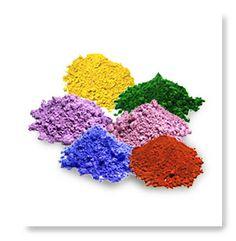 手作り石けんの色付け粉