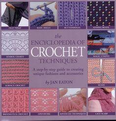 The Encyclopedia of Crochet Techniques - Jan Eaton - Google Books