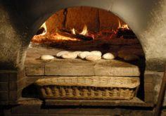 Historic Bread Oven History of bread