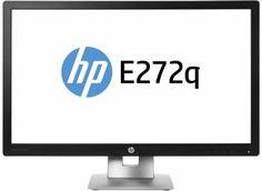 Prezzi e Sconti: #Hp 27 '' monitor led elite e272q ips nero  ad Euro 410.71 in #Hp #Hi tech ed elettrodomestici