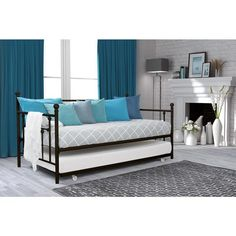 DHP Manila Daybed and Trundle - Overstock Shopping - Great Deals on DHP Beds