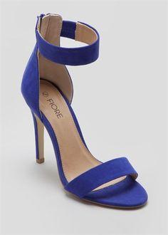 653d04084 Strappy High Heel Sandal £15