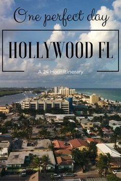 Spend a day at Hollywood Beach Florida!  This 24-hour itinerary takes in the best of /search/?q=%23sightDOING&rs=hashtag activities along with great restaurants, hotels, and more.  Full article at thegirlandglobe.com/24-hours-in-hollywood-florida/ | /search/?q=%23hellosunny&rs=hashtag /search/?q=%23tbex&rs=hashtag /search/?q=%23hollywoodbeach&rs=hashtag /search/?q=%23hollywoodfl&rs=hashtag /search/?q=%23loveFL&rs=hashtag /search/?q=%23visitlauderdale&rs=hashtag