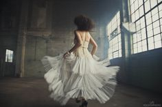 Warehouse Fashion Shoot