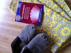 DIY TOMS Shoe Repair Tutorial #DIY #tutorial #TOMS