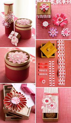 red and white ideas from papercrave