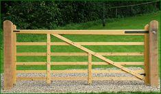 Timber Gates UK - Entrance Gates