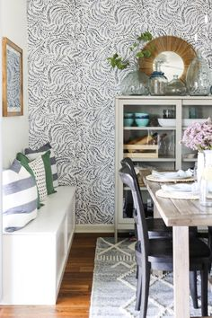 The Ultimate Guide to Decorating a Rental Home or Apartment Paint Color Palettes, Neutral Paint Colors, Best Paint Colors, Paint Colors For Home, House Colors, Build A Fireplace, Fireplace Mantel, Ikea Closet Organizer, Big Comfy Chair