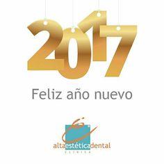 Feliz año nuevo para todos, les deseamos muchos éxitos y prosperidad en este 2017