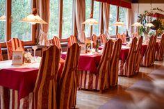 Gemütlich: das Restaurant im Kärntnerhof in Heiligenblut  ... #restaurant #kaerntnerhof