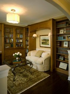 home library office for two - Google Search Office Interior Design c4110523e8