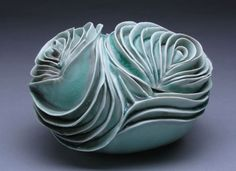 Yumiko Goto so cool - this is a ceramic piece
