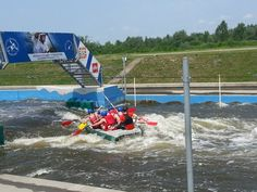 Rafting in Krakow. Enjoy the breathtaking WHITEWATER RAFTING adventure with your friends. The decline in rivers or balsismo, known internationally as rafting, is a sport and recreationalactivity that is to explore the riverbed of rivers in the direction of the current (downstream), generally on any type of boat or raft.http://partykrakow.co.uk/stag-weekends-krakow/action-driving/rafting/