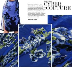 Free Shipping Spring 2013 top silk velvet fabric blue velvet clothes plus size summer one piece dress fabric Wholesale/retail-inFabric from Home & Garden on Aliexpress.com | Alibaba Group