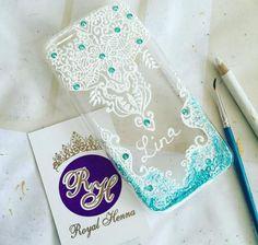T101 Smartphone Hülle - Royal Henna