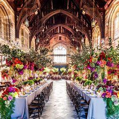 The Best Wedding Flowers - Outrageous Wedding Floral Arrangements