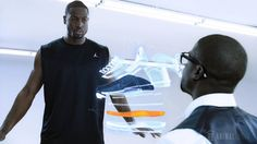 Dwyane Wade a.k.a. Agent D3 gets his James Bond on in this action-packed and comic three-spot campaign for Nike's Brand Jordan through Weiden + Kennedy New York with visual effects and post production led by Animal Logic.  I was tasked with the overall design and animation of the visor, the tablet and hologram graphics across three spots. Matt Winkel lent invaluable producer support throughout the entire project. Chris Clyne, Nick Losq & Christina Lee played integral 3d roles on ...