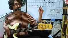 セーハという運指テク!同一フレットの弦を複数に押さえる。【スカイプレッスン】
