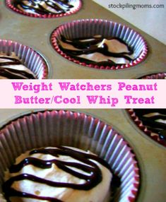 Watchers Peanut Butter/Cool Whip Treat Only 1 WW point in this delicious low fat dessert. A must pin!Only 1 WW point in this delicious low fat dessert. A must pin! Healthy Desserts, Delicious Desserts, Yummy Food, Healthy Recipes, Healthy Lunches, Dinner Healthy, Vegetarian Recipes, Low Fat Desserts, Just Desserts