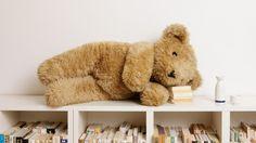 'Teddy bear sleepovers' help children learn to read, new study finds Just Kids, Love My Kids, Crazy Kids, Language Development, Read News, Speech And Language, Happy Kids, Learn To Read, Sleepover