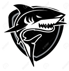 Ocean Shark Royalty Free Cliparts, Vectors, And Stock Illustration.