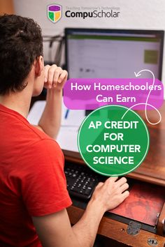 How Homeschoolers Can Earn AP Credit for Computer Science – technology Homeschool Diploma, Homeschool Transcripts, Homeschool Curriculum, Homeschooling, Computer Class, Computer Programming, Computer Science, Science And Technology, Educational Technology