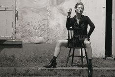 Tilda Swinton by Derek Jarman