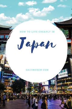 How to save money while living in Japan. ********************************************** Japan| Japan Travel| How To Save Money| How To Save Money Living...| How to save money each week