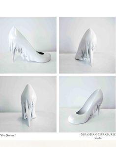 12 Shoes for 12 Lovers by Sebastian Errazuriz | Design Catwalk | JulikaFromBudapest - Juliana