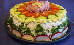 Tarta-Sandwich sueca