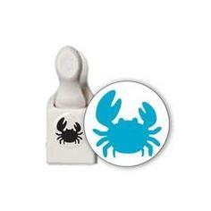 Martha Stewart Crafts Punch Crab Martha Stewart Punches, Martha Stewart Crafts, Paper Punch, Punch Art, Crab Crafts, Punch Tool, Craft Punches, Amazon Art, Sewing Stores