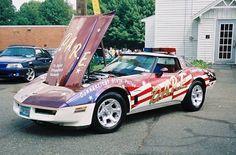 ◆Police Dept. Chevy Corvette ~ D.A.R.E. Graphics◆