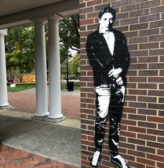 Blek Le Rat at Montgomery Bell Academy in Nashville, USA, 2018 Nashville Usa, Blek Le Rat, Rats, Street Art, Style, Fashion, Swag, Moda, Fashion Styles