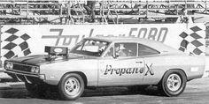 Propane X, a propane-fueled muscle car.